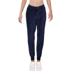 Bebe Sport Womens Jogger Pants Yoga Fitness - True Navy (XL), Women's, True Blue(cotton) found on Bargain Bro Philippines from Overstock for $20.14