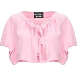 Suit Jacket - Pink - Boutique Moschino Jackets found on MODAPINS from lyst.com for USD $174.00