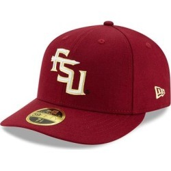 Florida State Seminoles New Era Basic Low Profile 59FIFTY Fitted Hat - Garnet found on Bargain Bro Philippines from Fanatics for $36.99