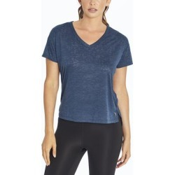 Jessica Simpson Women's Tee Shirts MOONLIT - Moonlit Ocean Clarke V-Neck Tee - Women found on Bargain Bro India from zulily.com for $10.10
