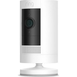 Ring Stick Up Cam Battery- White found on Bargain Bro from Crutchfield for USD $75.99