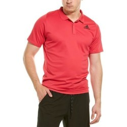 Adidas Freelift Polo Shirt (2XL), Men's, Pink(polyester) found on Bargain Bro from Overstock for USD $36.11