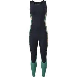 Womens R 1 Lite Yulex Long Jane Wetsuit Hemlock Green - Blue - Patagonia Beachwear found on Bargain Bro Philippines from lyst.com for $211.00