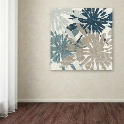 Trademark Fine Art Beach Curry IV Canvas Wall Art, Blue, 24 X 24 found on Bargain Bro Philippines from Kohl's for $99.99
