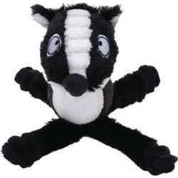 Li'l Pals Tennis Ball Plush Dog Toys, Skunk