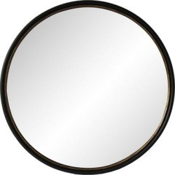 Sax Round Mirror - Moe's Home Collection KK-1001-02 found on Bargain Bro Philippines from totally furniture for $404.60