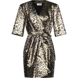 Short Dress - Black - Sara Battaglia Dresses found on Bargain Bro Philippines from lyst.com for $233.00
