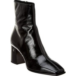 Jimmy Choo Bryelle 65 Patent Bootie (39), Women's, Black(leather) found on MODAPINS from Overstock for USD $658.90