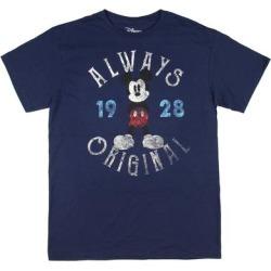 Disney Men's Mickey Mouse Vintage Distressed Always Original 1928 Adult Disneyland Disneyworld T-Shirt found on MODAPINS from Overstock for USD $15.95