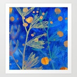 Art Print | Soulgarden by Kay Weber - X-Small - Society6 found on Bargain Bro India from Society6 for $17.59