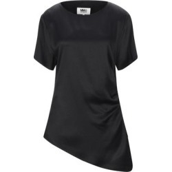 Blouse - Black - MM6 by Maison Martin Margiela Tops found on Bargain Bro from lyst.com for USD $162.64