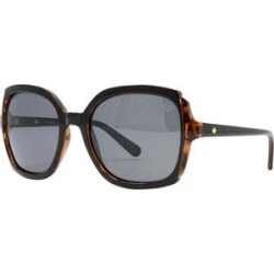 Sperry Women's Sunglasses Grey - Black & Tortoise Polarized Maiden Oversize Sunglasses found on Bargain Bro from zulily.com for USD $22.79