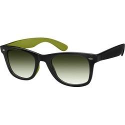 Zenni Women's Sunglasses Green Plastic Frame found on Bargain Bro Philippines from Zenni Optical for $17.95