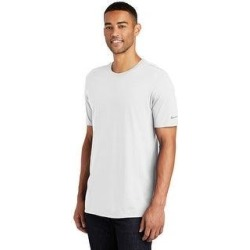 Nike Men's Core Cotton Crew Neck Tee (White - XS) found on Bargain Bro India from Overstock for $25.64