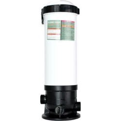 Automatic Off-Line Chlorinator Chemical Feeder, 65lb Capacity found on Bargain Bro Philippines from Overstock for $275.49