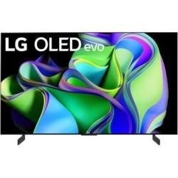 LG C1PU 77 OLED TV OLED77C1PUB
