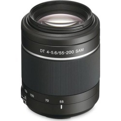 Sony SAL-55200/2 DT 55-200mm f/4-5.6 SAM found on Bargain Bro from Crutchfield for USD $150.48