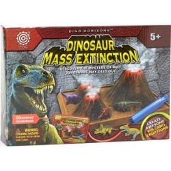 TEDCO - Mass Extinction Dinosaur Set found on Bargain Bro from zulily.com for USD $13.67