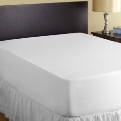 PureCare Aromatherapy Total Mattress Encasement (Twin), Purple found on Bargain Bro from Overstock for USD $68.39