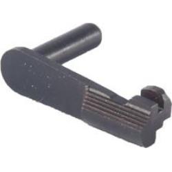 Egw 1911 Heavy Duty Slide Stop - 9mm/.38 Super, Blued, .203