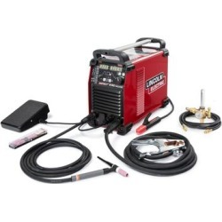 Lincoln Aspect 230 AC/DC TIG Welder Air Cooled One-Pak (K4341-1) found on Bargain Bro India from weldingsuppliesfromioc.com for $4083.00