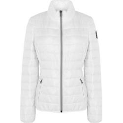Jacket - White - Napapijri Jackets found on MODAPINS from lyst.com for USD $159.00