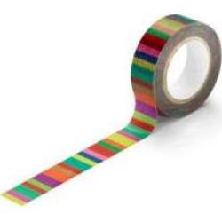 Vitra - Masking Tape Millerstripes Multicolor, Bright