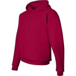 Hanes EcoSmart Pullover Hooded Sweatshirt (Deep Red - X-Large), Men's(cotton) found on Bargain Bro Philippines from Overstock for $27.95