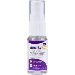 SmartyKat Catnip Mist, .5-oz bottle