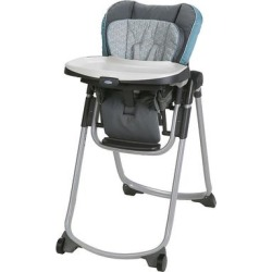 Graco Slim Spaces High Chair, Multicolor found on Bargain Bro from Kohl's for USD $96.51