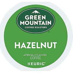 72 Ct Green Mountain Coffee Hazelnut Coffee 72-Count (3 Boxes Of 24) K-Cup® Pods. Coffee found on Bargain Bro from Keurig.com for USD $34.18