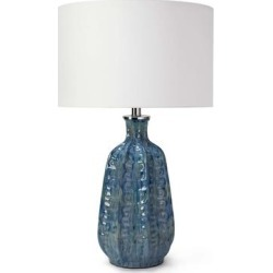 Regina Andrew Antigua 26 Inch Table Lamp - 13-1423BL found on Bargain Bro Philippines from Capitol Lighting for $312.50