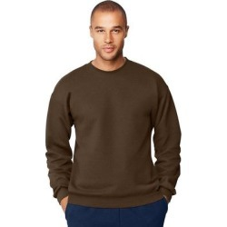 Hanes Men's Ultimate Cotton Heavyweight Crewneck Sweatshirt (Deep Royal - 2XL), Men's found on Bargain Bro Philippines from Overstock for $23.20