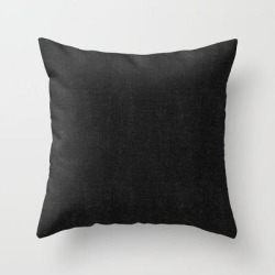 Pure Linen Couch Throw Pillow by Cynthia - Cover (16