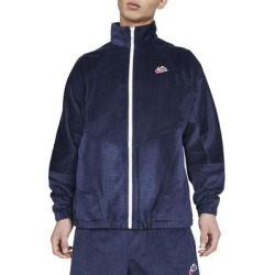 Sportswear Heritage Windrunner Corduroy Jacket - Blue - Nike Jackets found on Bargain Bro from lyst.com for USD $91.20