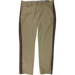 Ralph Lauren Mens Straight Casual Chino Pants, Beige, 38W x 30L found on Bargain Bro Philippines from Overstock for $43.98