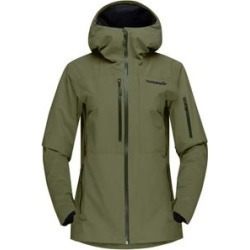 Norrona Active Insulation Lofoten Gore-Tex Insulated Jacket - Women's Olive Night Large found on MODAPINS from campsaver.com for USD $499.00