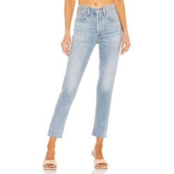 Liya High Rise Classic Fit - Blue - Citizens of Humanity Jeans found on MODAPINS from lyst.com for USD $218.00
