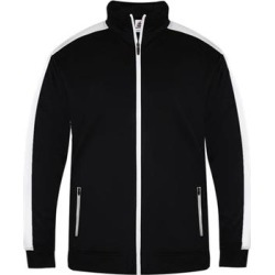 Triumph Jacket (Graphite/ White - XL), Men's, Grey/ White(fleece, embroidered) found on Bargain Bro Philippines from Overstock for $62.23