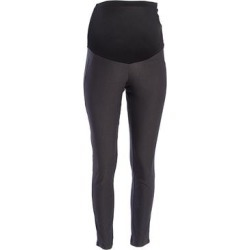 Times 2 Women's Dress Pants CHARCOAL - Charcoal Over-Belly Maternity Skinny Pants found on Bargain Bro from zulily.com for USD $13.67