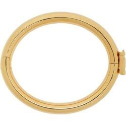 Gold Greca Cuff Bracelet - Metallic - Versace Bracelets found on Bargain Bro from lyst.com for USD $399.00