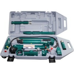 Safeguard Heavy-Duty Collision Repair Kit - 10-Ton Capacity, Model 66100 found on Bargain Bro from northerntool.com for USD $410.39