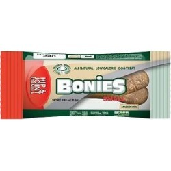 BONIES Hip & Joint Formula Small Dog Treats, 1 count found on Bargain Bro from Chewy.com for $0.63