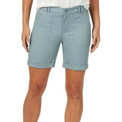 Lee Women's Casual Shorts LEAD - Lead Pocket Cuff Shorts - Women found on MODAPINS from zulily.com for USD $21.99