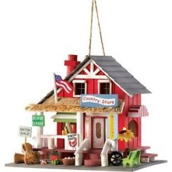 Zingz & Thingz Country Store Bird House found on Bargain Bro India from Chewy.com for $31.99