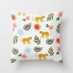 Couch Throw Pillow | Made By Jens Pattern by Madebyjens - Cover (16