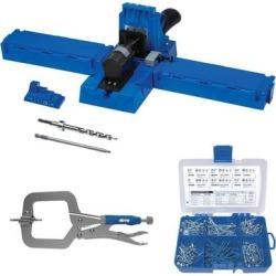Kreg Jig with Starter Screw Kit and 2