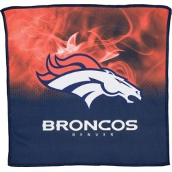 Denver Broncos 16'' x On Fire Bowling Towel found on Bargain Bro India from Fanatics for $24.95