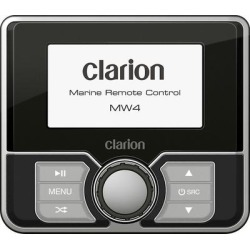 Clarion MW4 Marine Wired Remote found on Bargain Bro India from Crutchfield for $199.99