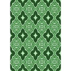 Trinx GeometricArea RugPolyester/Wool in Green, Size 108.0 H x 84.0 W x 0.35 D in | Wayfair AEB827C45A584E25BDE3D27893DFB1CE found on Bargain Bro Philippines from Wayfair for $879.99
